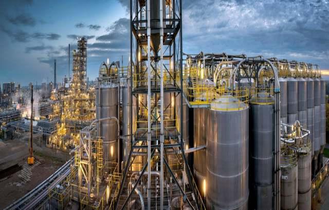 化工石化行业供热燃气蒸汽锅炉解