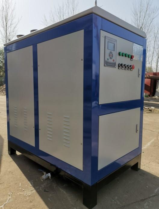 200KW电加热蒸汽发生器发往广东广
