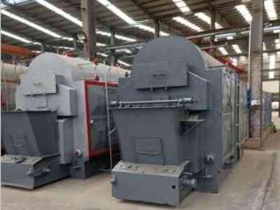 DZL型燃煤蒸汽锅炉