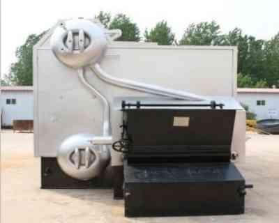 SZL链条炉排生物质锅炉