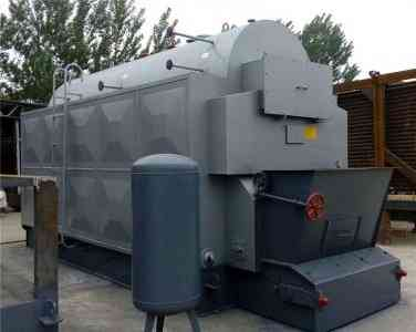 DZL自动链条生物质蒸汽锅炉