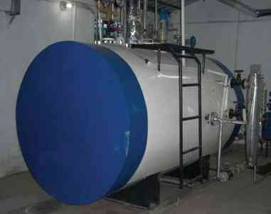 CWDR卧式全自动电热水锅炉
