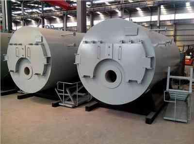<b>CWNS燃油热水锅炉</b>