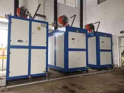 喷淋式蒸汽发生器