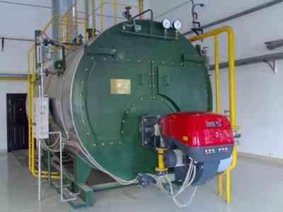 燃气采暖锅炉