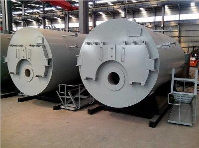 CWNS燃油热水锅炉