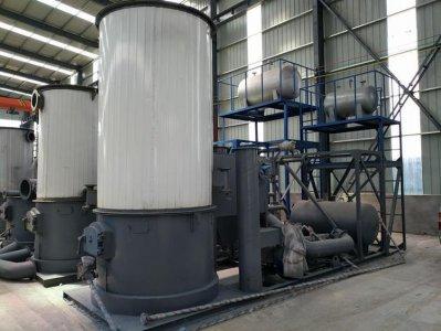 YGL系列燃煤有机热载体炉