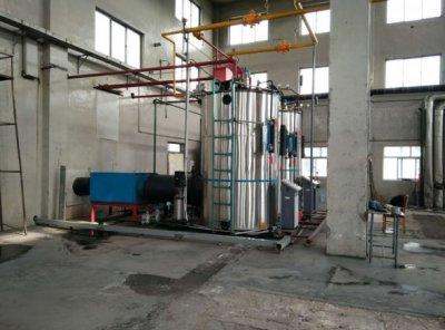 3台燃油蒸汽发生器发往河北唐山