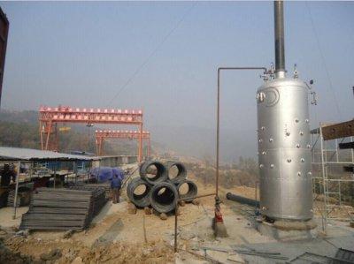 高速梁厂蒸养生物质、煤柴多用蒸
