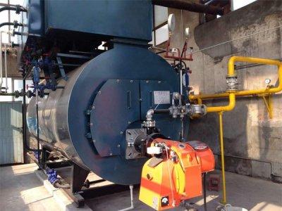 4吨冷凝燃气蒸汽锅炉河北石家庄
