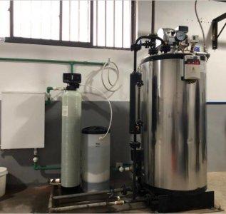 蒸发量0.3吨燃油蒸汽发生器发往广