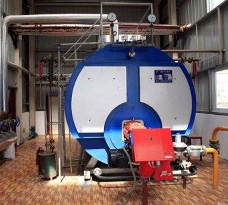 蒸发量1吨燃气蒸汽锅炉江西赣州