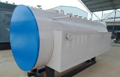 北京2吨蒸汽热水锅炉报