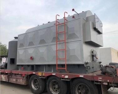 河北2吨燃煤蒸汽热水锅