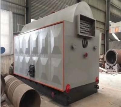 上海2吨燃气蒸汽热水锅